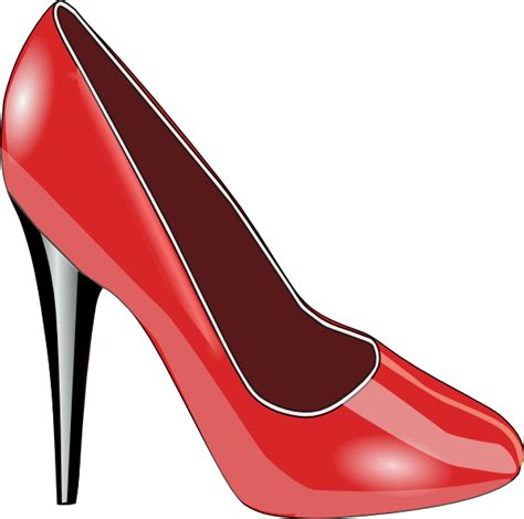 High Heel Clipart high heel clip at clker vector clip royalty free domain