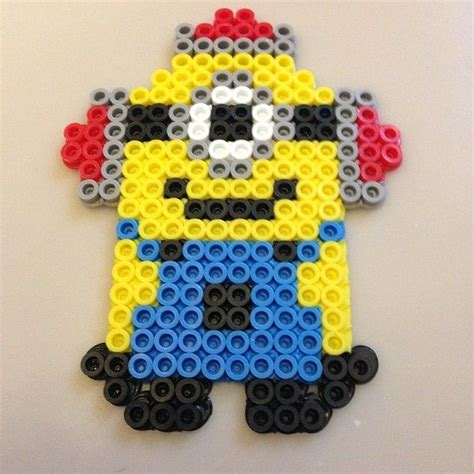 minion bead pattern 17 best images about minion on perler bead