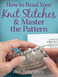 how to read a knitting pattern ravelry s classes how to read your knit