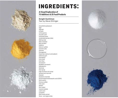 new book quot ingredients quot deconstructs foods through