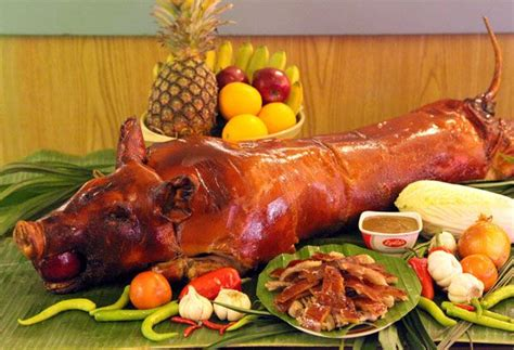 new year food history lechon traditional food for new year s