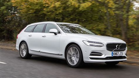volvo   twin engine review phev wagon tested   top gear