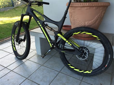 Mountainbike Aufkleber by Ibis Decals 2 Or 3 Mtbr