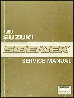 automotive repair manual 1992 suzuki samurai user handbook search