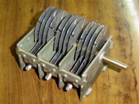 capacitor variable usos modificaci 243 n capacitores variables