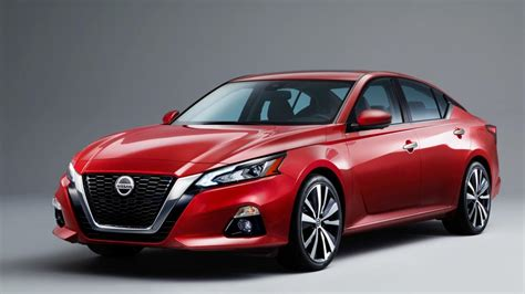 New Nissan Altima 2018 by New York 2018 All New Nissan Altima 248 Hp 2 Litre