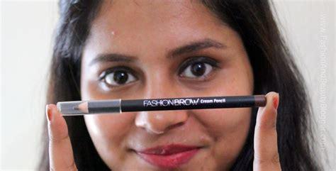 Maybelline Fashion Brown maybelline fashion brow pencil brown review