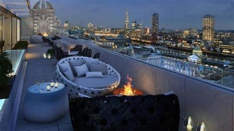 Roof Top Bar Strand by Me Hotel Visitlondon