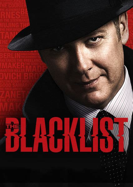 james spader on netflix is the blacklist available to watch on netflix in