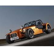 Cars Catalogue &187 Caterham Seven