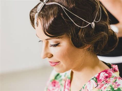 Vintage Style Wedding Hair by Vintage Hairstyle Coastal Style Mobile