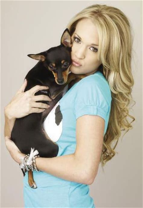 carrie underwood dogs carrie underwood talks about ace