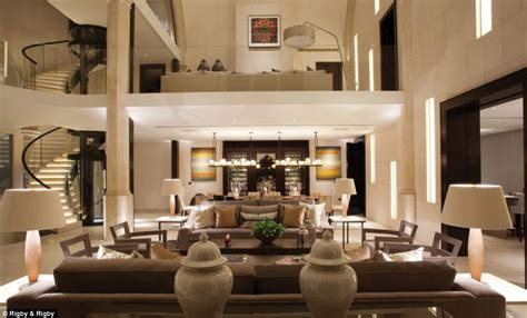 Rich Home Interiors by A Temple To Modern Interior Design Former Knightsbridge