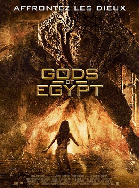 god of war le film bande annonce vf affiche du film gods of egypt affiche 6 sur 16 allocin 233