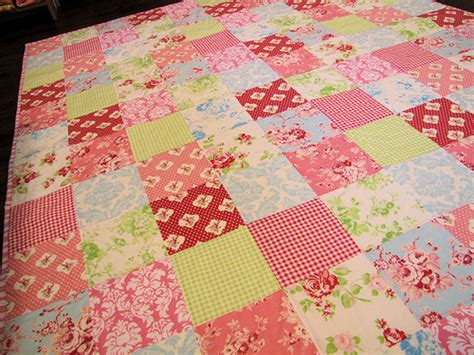Size Quilt Pattern by Size Darla Quilt Flickr Photo