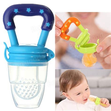 Baby Crib Water Feeder Baby Fresh Food Feeder Fruit Juice Milk Shake Feeding Saft Silicone Us 4 19 Sold Out