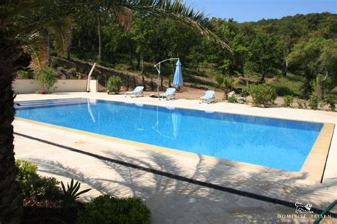 cote dazur accommodations villas apartment vacation vacation villa in country style with pool and air