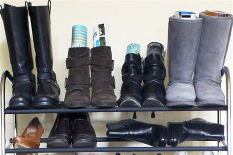 Boot Shoe Rack by Awesome Shoe Rack That Can Hold 50 Pairs Of Shoes Gogo