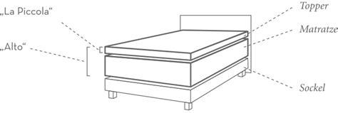 Boxspring Matratze Laken Bestseller Shop F 252 R M 246 Bel Und