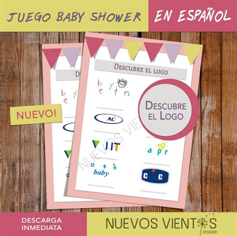 menu para baby shower 1000 ideas about juegos para baby shower on