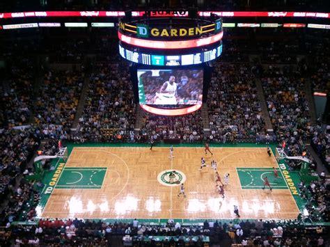 Td Garden Layout Boston Celtics