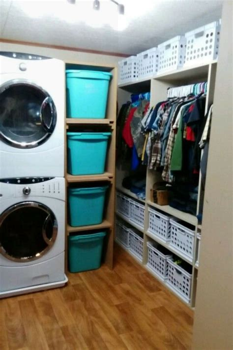 family closet how to organize a large family in a small house