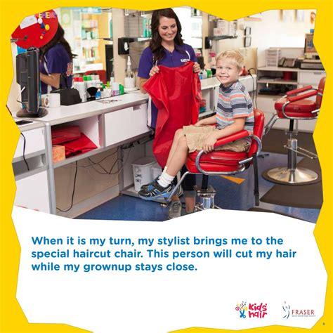 haircut social story autism i m getting a haircut a social story kids hair inc