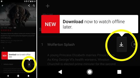 watchon apk finally you can now netflix shows and to offline on your phone abc13