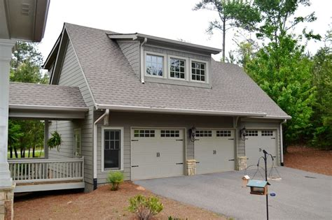 House Plans With 2 Separate Attached Garages | detached 3 car garage garage plans alp 096z chatham