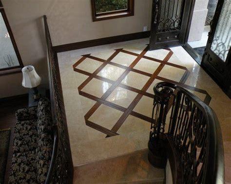 travertine  wood flooring combinations travertine