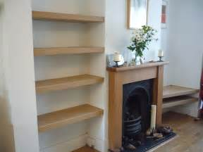 pictures of shelves simple alcove shelves 187 richard sothcott brighton carpentry