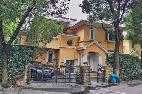 Villas For Rent In Huqingping Minhang Shanghai Maxview