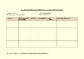 free risk assessment template doc 941680 risk assessment form template free risk