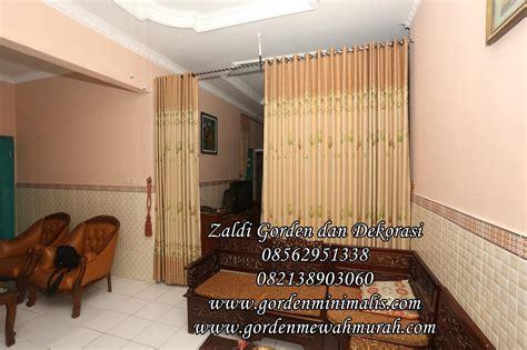 Kaitan Gorden Hello cara mendesain gorden minimalis untuk rumah lama