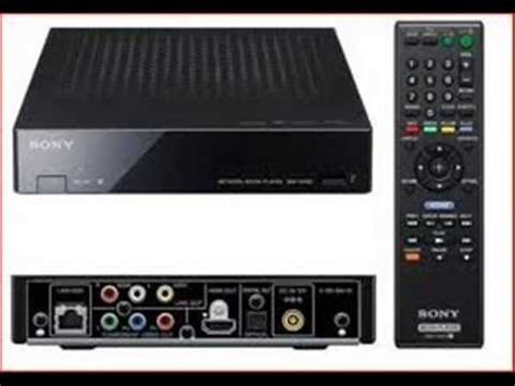 best wifi media player best media player great player sony smp n200