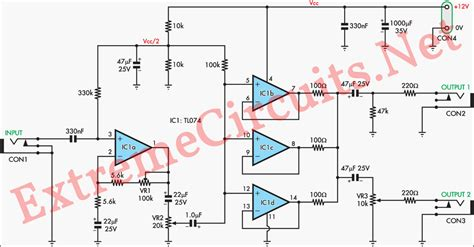electric guitar violin prelifier electronic circuits