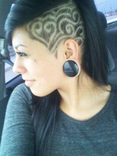 mohawk shaved designs 17 best ideas about shaved head designs on pinterest