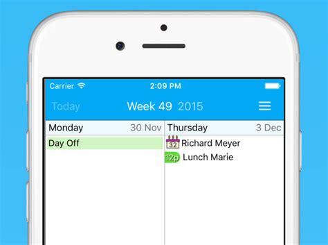 Easy Calendar Easy Calendar 4 0 Vernieuwd Nachtthema En Nieuw Design