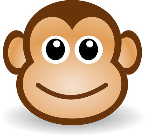 Clipart Of Monkeys Free Monkey Clipart Illustration