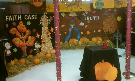 fall festival decorating ideas fall church decor trunk or treat fall festival
