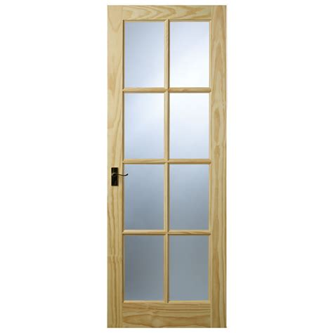 Glass Panel Closet Doors Home Entrance Door Glass Panel Doors
