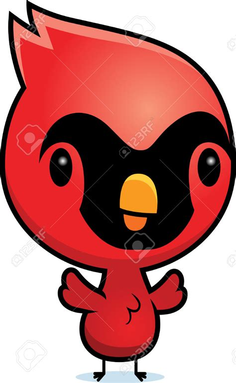 cardinal clip baby cardinal clipart clipground