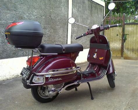 Box Vespa Px 89 Best Images About Vespa Lml Top Box
