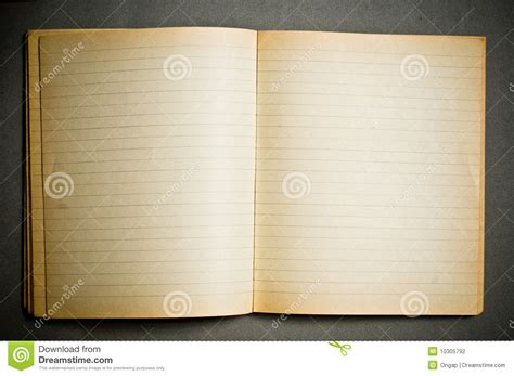 Print Notebook S M notebook stock photo image of blank memory ancient