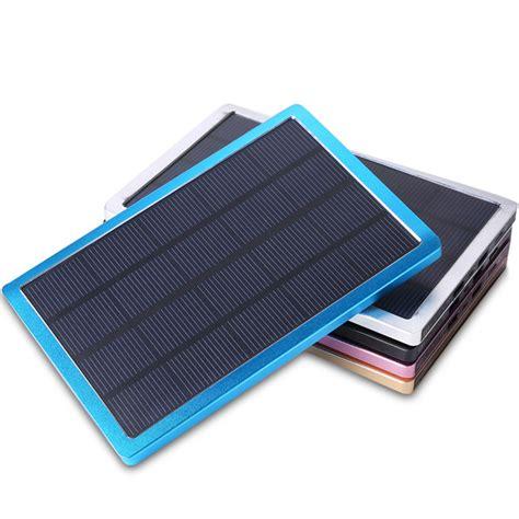 cheap phone charger awc027 dual usb high capacity cheap solar mobile phone