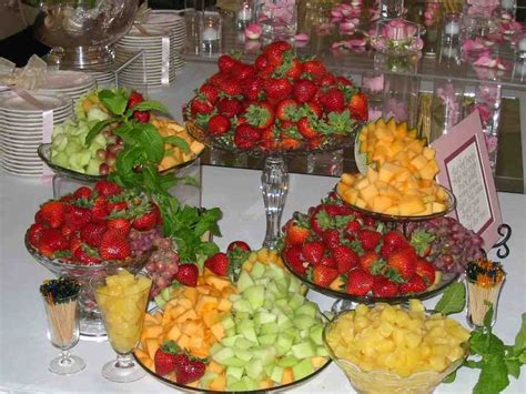 Fruit Table by Best 25 Fruit Buffet Ideas On Fruit Tables