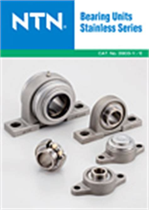 Ntn Pillow Block Bearing Catalogue Pdf by Bearing Units Support Tools Catalog Products