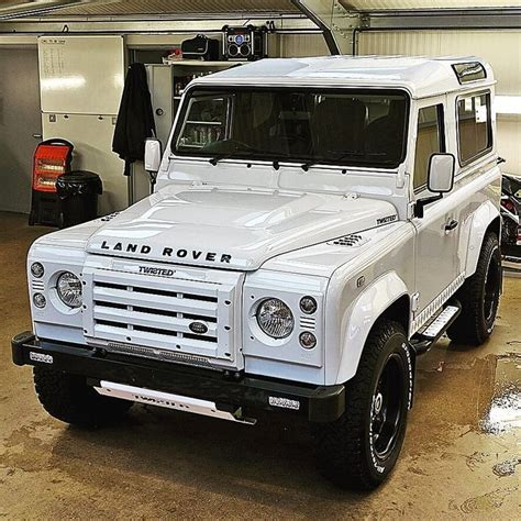 white land rover defender 90 1000 id 233 es sur le th 232 me land rover defender sur