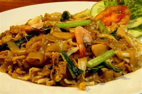kuliner mantab resep kwetiau goreng seafood maknyus