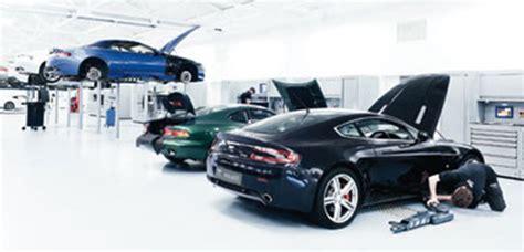 Aston Martin Extended by Aston Martin Servicing Grange Aston Martin